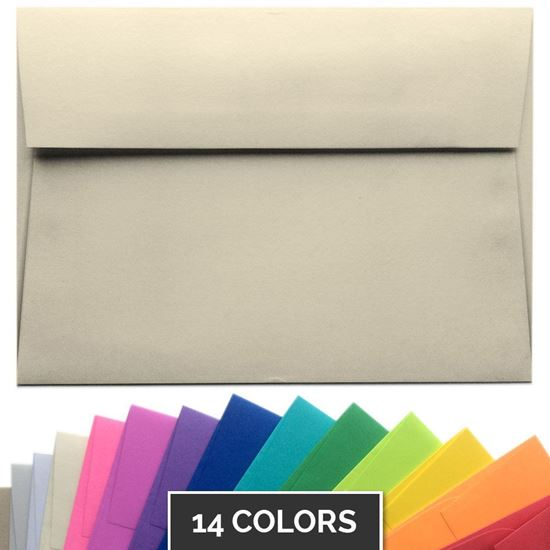 atomic envelopes a7 envelopes 7 25 x 5 25 available in 14 colors